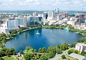 Picture of Downtown Orlando